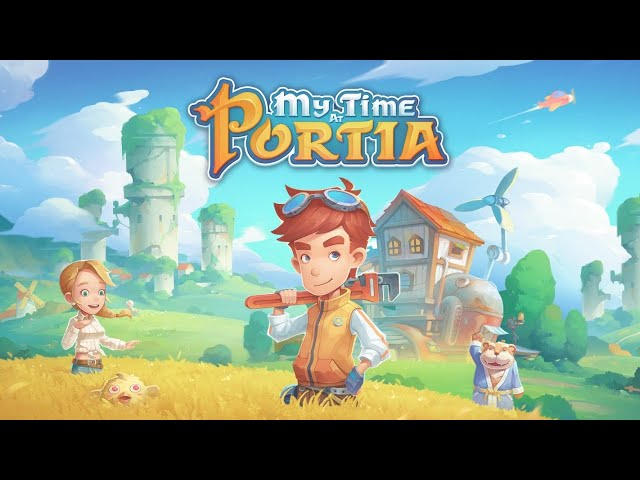 My Time At Portia - LET'S PLAY THIS!