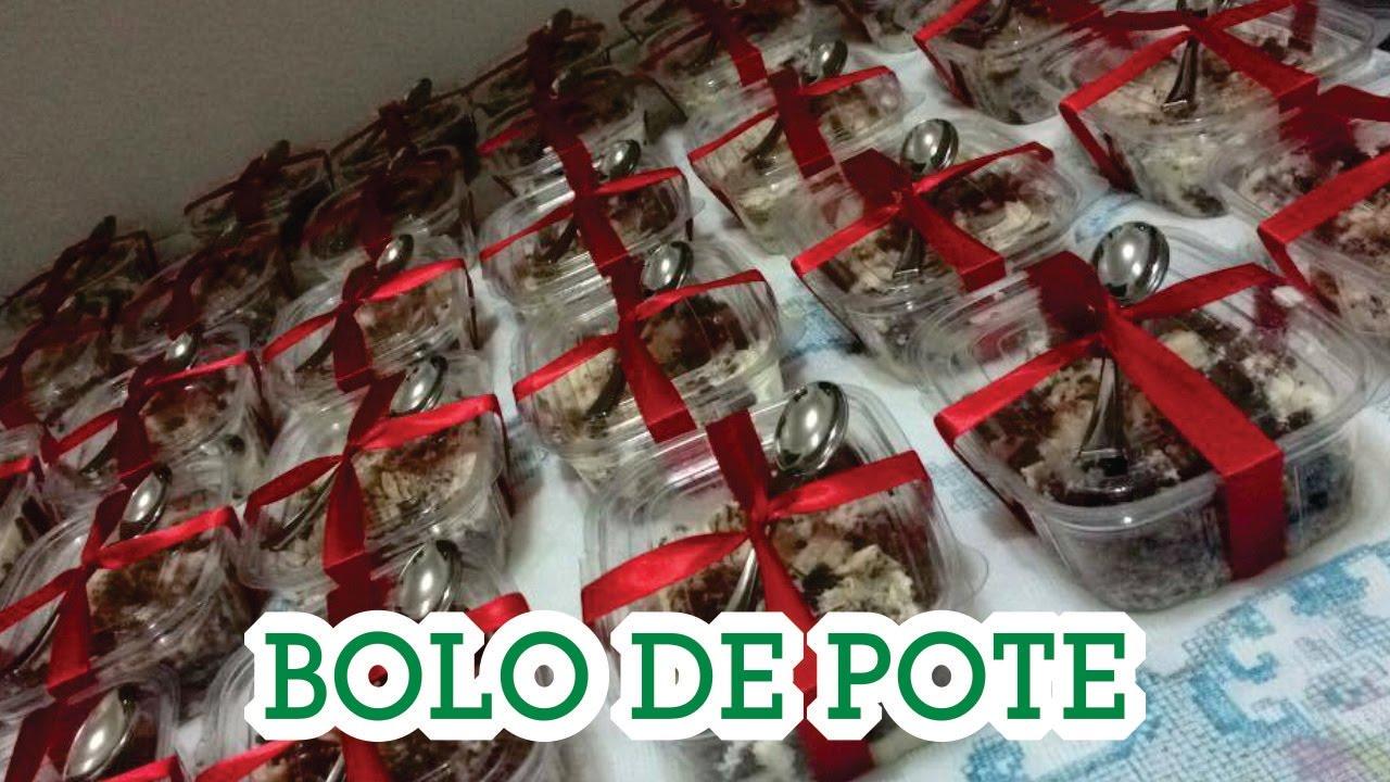 Amado Bolo pote para casamento - Ovomaltine com Leite Ninho - YouTube XJ94