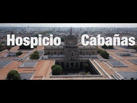 Hospicio Cabañas, Guadalajara: Jalisco from the Sky