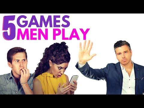5 Games Men Play on Women (REAL TALK)