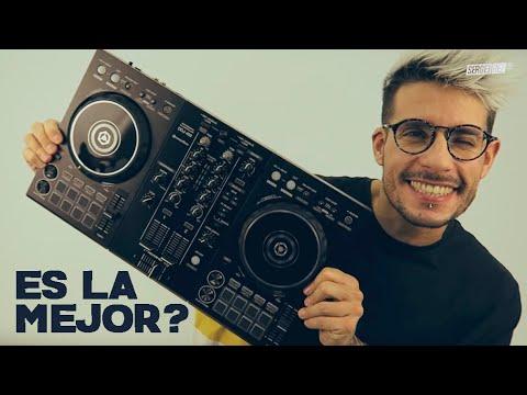 PIONEER DDJ-400: Unboxing + Review (novedades, cosas buenas/malas)