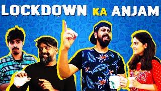 LOCKDOWN Ka Anjam | Bekaar Films | Comedy Skit