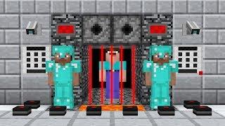 Minecraft Sub NOOB vs PRO PRISON ESCAPE in Minecraft Animation | Part 2