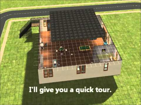 Sims 2 How To Build A Floating House Youtube