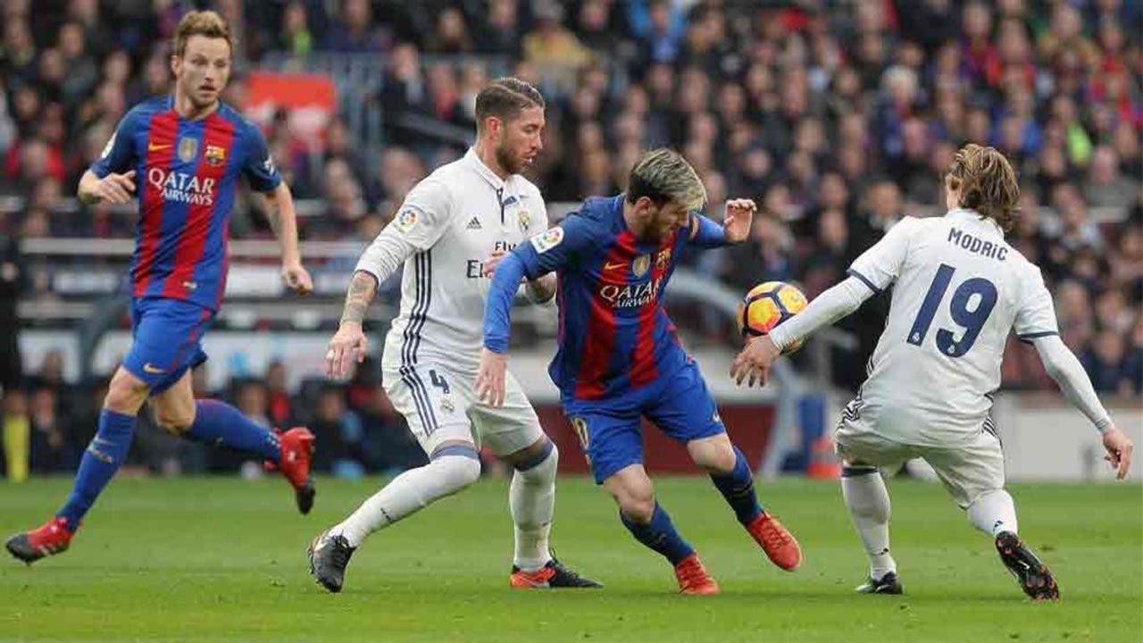 Image Result For Barcelona Vs Real Madrid Vivo Youtube