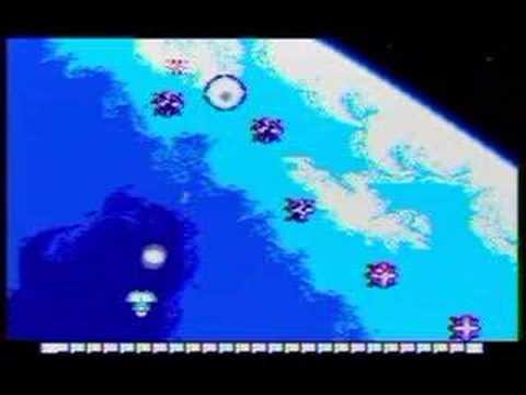 Global Defense - Level 1 (Sega Master System) - YouTube