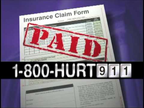 McDaniel & Wells, P.A. - Personal Injury Attorneys - HURT 911 commercial