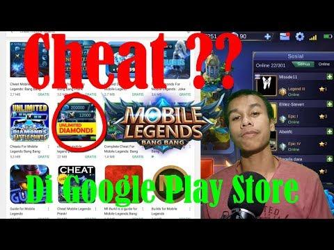 Aplikasi Cheat Mobile Legend Di Playstore - Mobile Legends