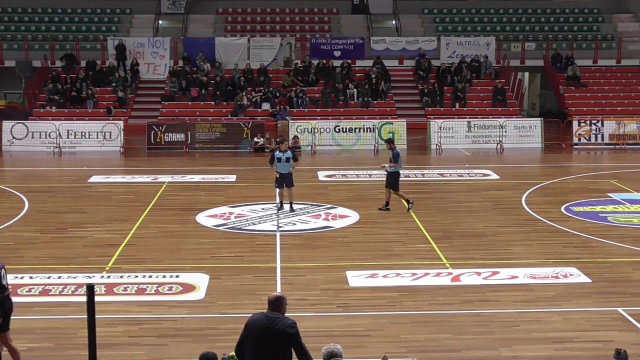 Serie A1F [11^]: Leonessa Brescia - Teramo 41-30