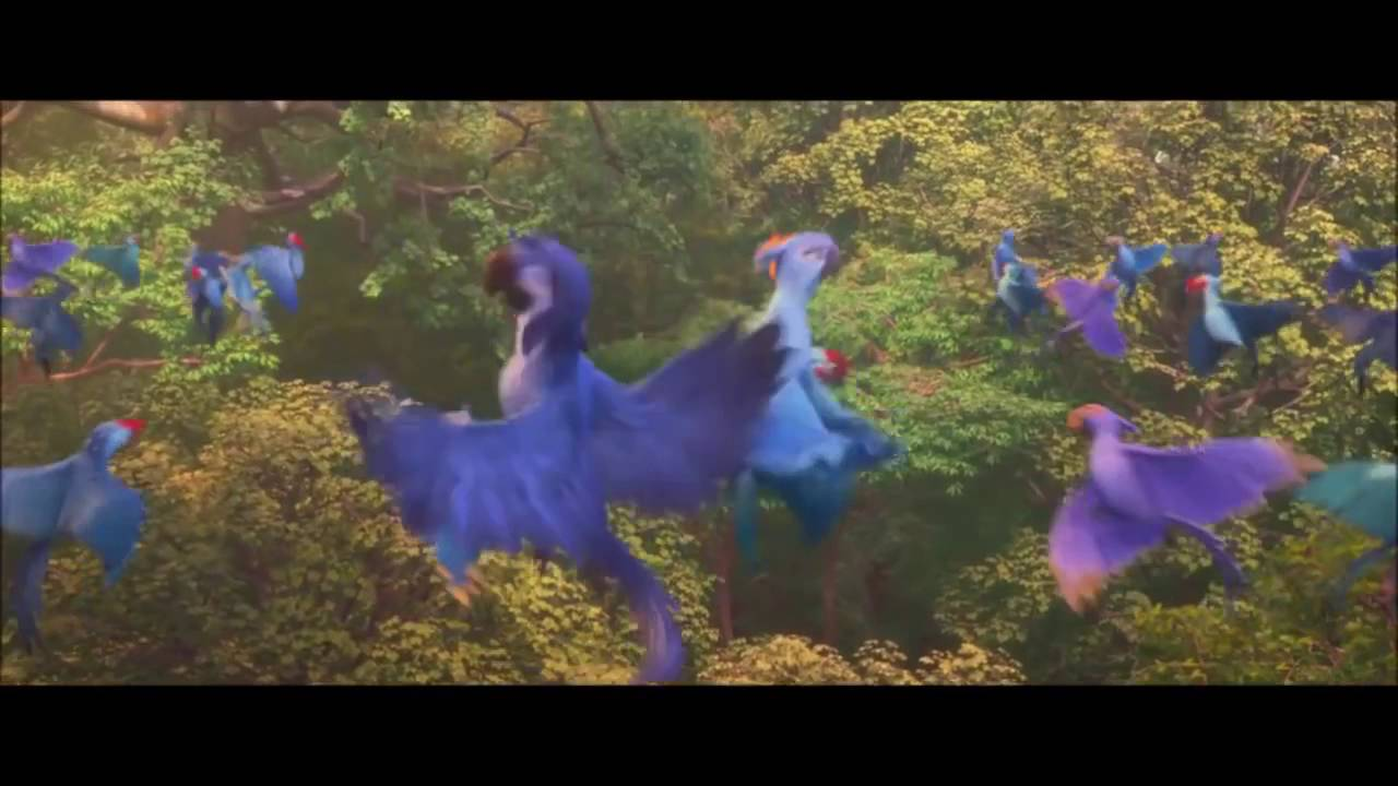 rio 2 beautiful creatures song youtube