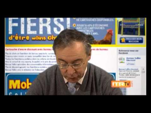 Bureau Vallée: Histoire, développement, stratégie - Interview Bruno Peyroles