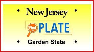 How to Lookup New Jersey License Plates and Report Bad Drivers