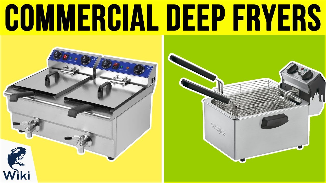 10 Best Commercial Deep Fryers 2019 Youtube