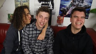 SPEAKING DUTCH!? Q&A w/ Kwebbelkop & Jelly