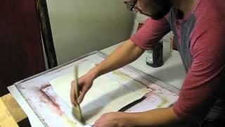 How I flatten my artwork