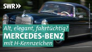 Autos für die Ewigkeit - Mercedes-Veteranen auf den Straßen der Welt