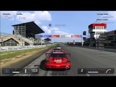 Gran Turismo 5  capítulo 2 FFT_GLADIATORS