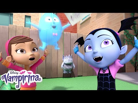 Get Her Unstuck   Music Video   Vampirina   Disney Junior