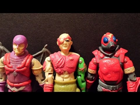HCC788 - 1987 COBRA-LA - vintage G. I. Joe toy review! HD S02E18