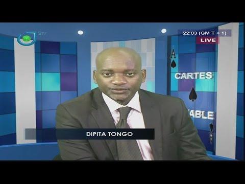 Cartes sur Table - (2ième Partie : LIBERTÉ DE LA PRESSE) - Mardi 02 Mai 2017 - DIPITA TONGO