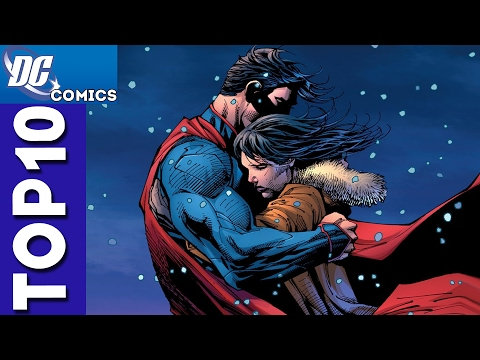 Top 10 Affairs From Justice League #1