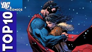 Top 10 Relationships From Justice League #1