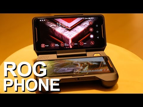 ASUS ROG Phone - The most badass gaming smartphone