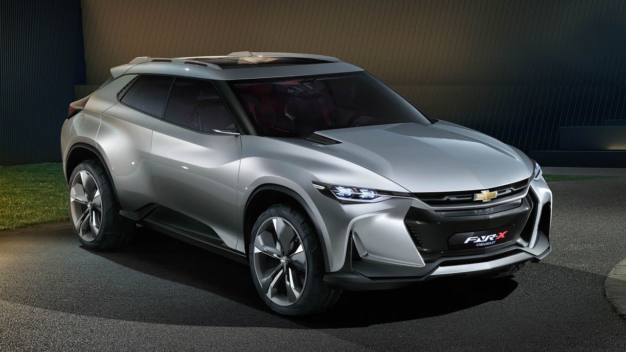 Cool Chevy Concept Cars Chevrolet Fnr X Plug In Hybrid Crossover