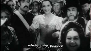Trailer - O Boulevard do Crime, de Marcel Carné