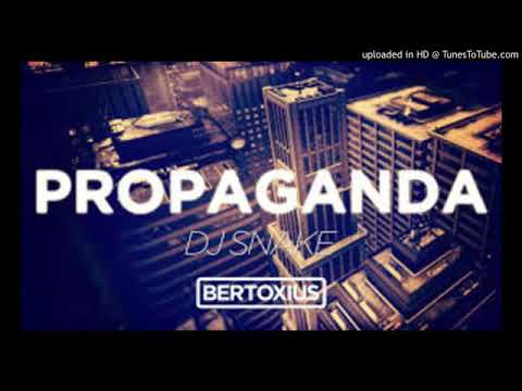 DJ SNAKE - PROPAGANDA ( nom de strip & TJR remix) | UNOFFICIAL VIDEO