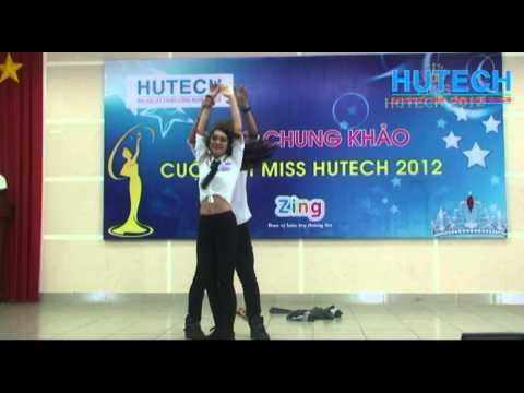 Miss Hutech 2012 - Nhảy hiện đại: Trái dấu - Thí sinh Nguyễn Thị Kim Anh