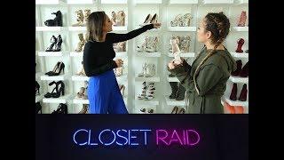 Nathalie Paris - Closet Raid