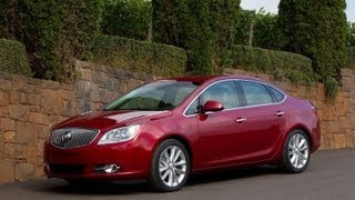 2012 Buick Verano - Drive Time Review with Steve Hammes
