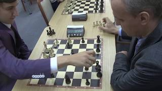 GM S.Karjakin - GM S.Shipov Control Game before World Match