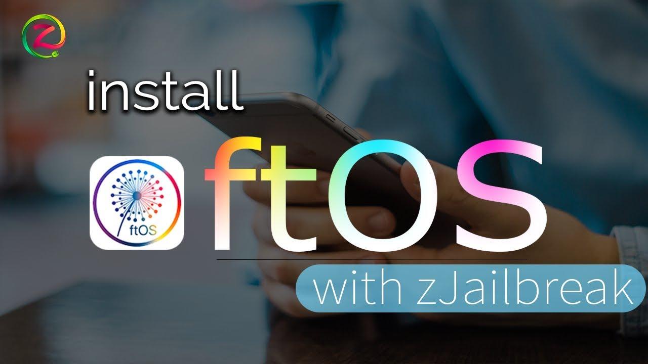 Install ftOS app store