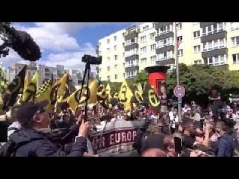 Räumen, Räumen! - Identitäre Bewegung Demo 17.06.2017 Berlin - Teil 3 von 4