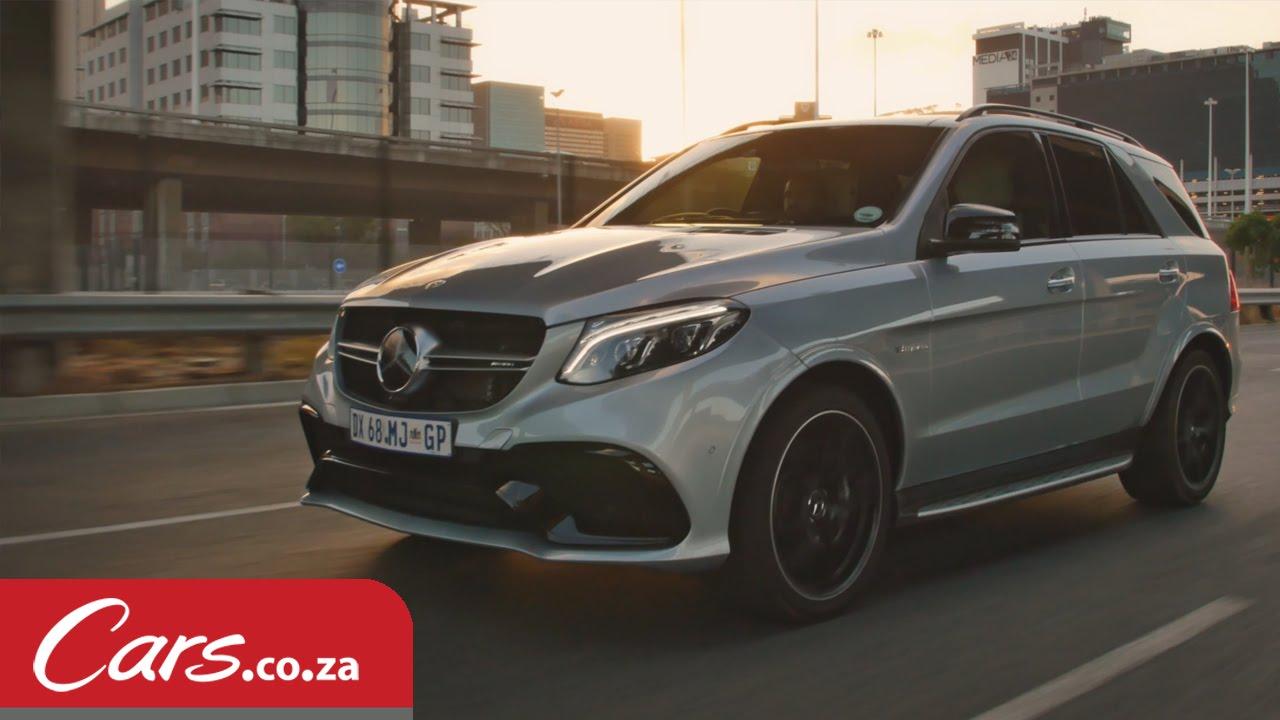 Mercedes Benz Gle 63 Amg Loud Noises Rr Interior Review You