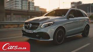 Mercedes Benz GLE 63 AMG - Loud Noises, Powerrr, Interior Review