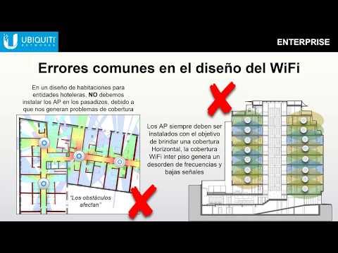 Soluciones Ubiquiti UniFi para Hoteleria y Educación 2017