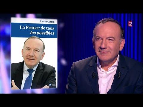 Pierre Gattaz - On n'est pas couché - 16 avril 2016 #ONPC