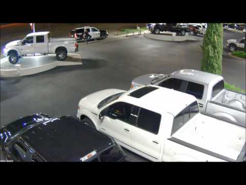 Vehicle Theft Averted At Houston Auto Dealership