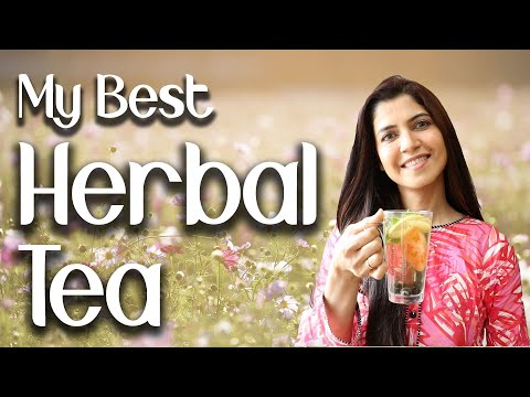 My Best Herbal Tea - Ghazal Siddique