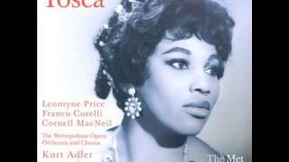 1962 - Puccini - Tosca (Price,  Corelli,  MacNeil, Scott, Adler)