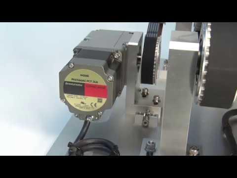 Orientalmotor東方馬達-步進馬達RK2系列FC減速機行輸送帶應用例