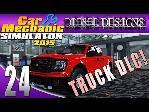 Car Mechanic Simulator 2015: EP24: Pick-Up Truck DLC Restoration! (60FPS)