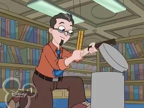 Phineas és Ferb - Itt nem lesz buli [Disney Channel Hungary]