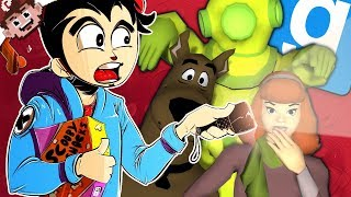 WHERE'S SCOOBY-DOO HIDING?! (Garry's Mod: Guess Who!?)