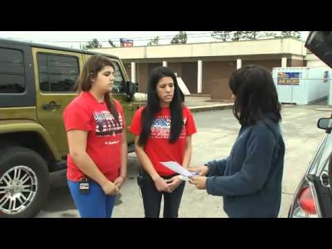 Patriotic T-Shirt Causes Flap at Ft. Campbell School - Erika Lathon