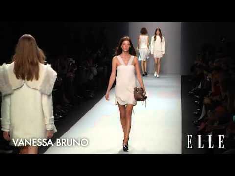 Vanessa Bruno. Paris Fashion Week otoño invierno 2014/2015   Elle España