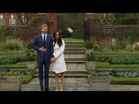 زفاف الأمير هارلي على الممثلة الأمريكية ميغان ماركل في 19 مايو/أيار المقبل…  - 21:21-2017 / 12 / 15